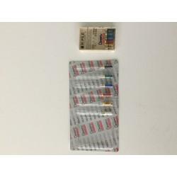 Limas K Dentsply Colorinox nº15-40 31mm